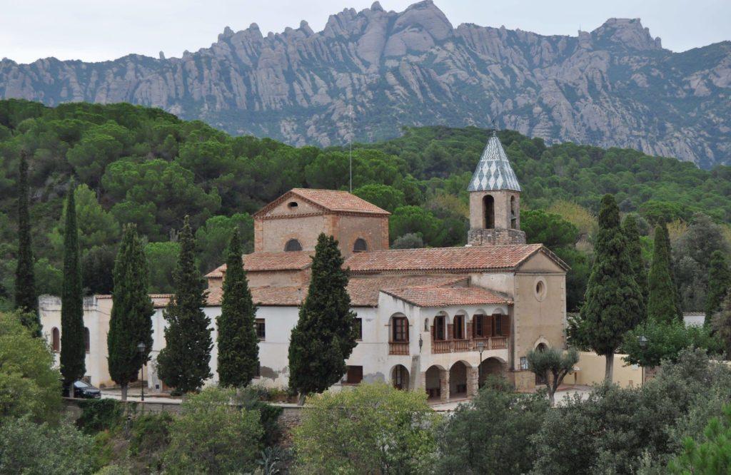 Església de Santa Maria del Bruc